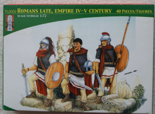 Lucky Toys 1/72 LT72002 Roman Infantry Late Empire IV-Vth Century (Ancients)
